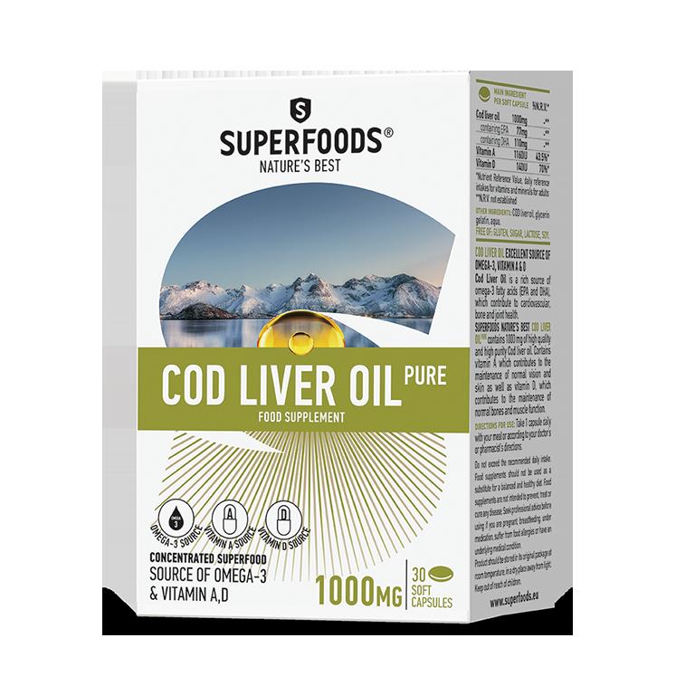 Cod Liver Oil Pure