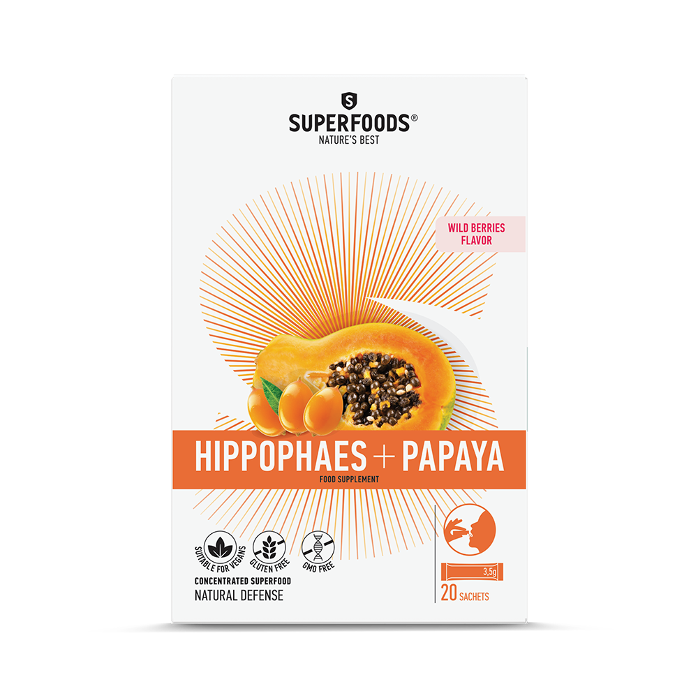 Hippophaes + PAPAYA