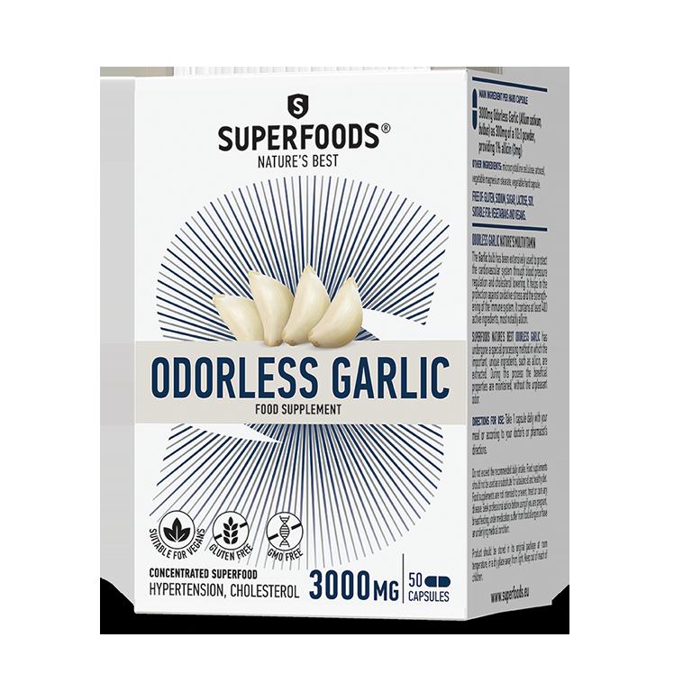 Odorless Garlic