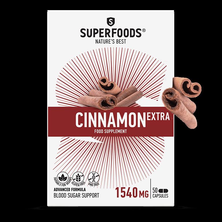 Cinnamon Extra