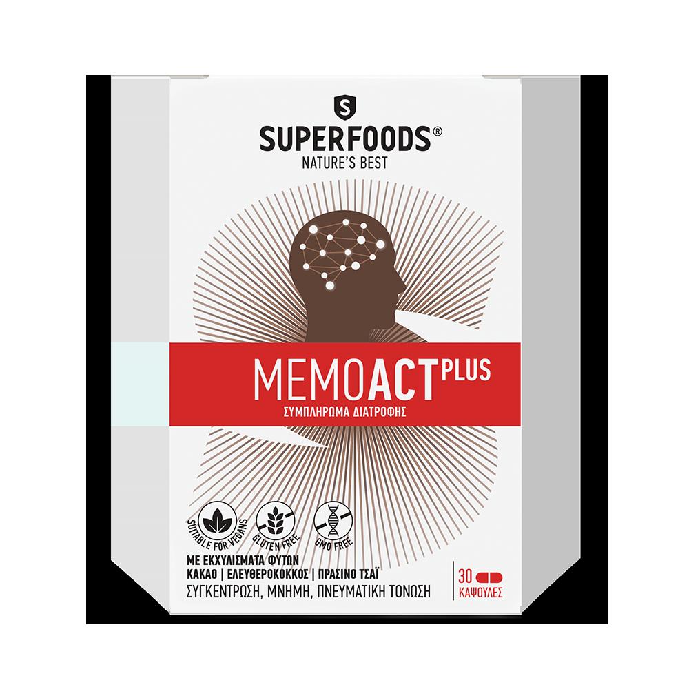 Memoact Plus